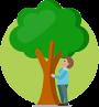 adopsi pohon